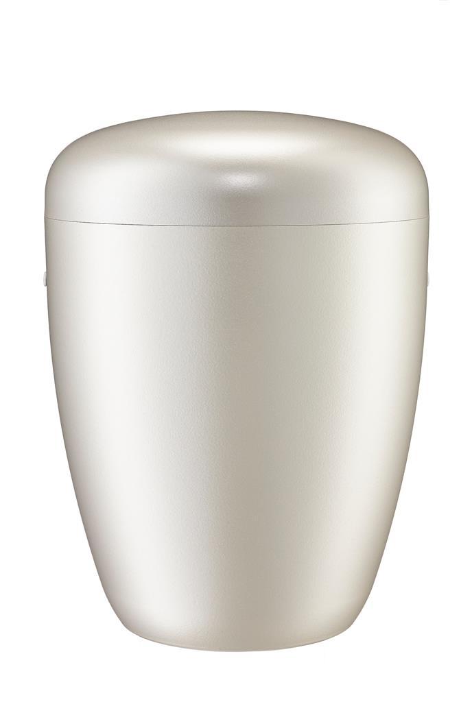 Biourne, white-pearl lackiert