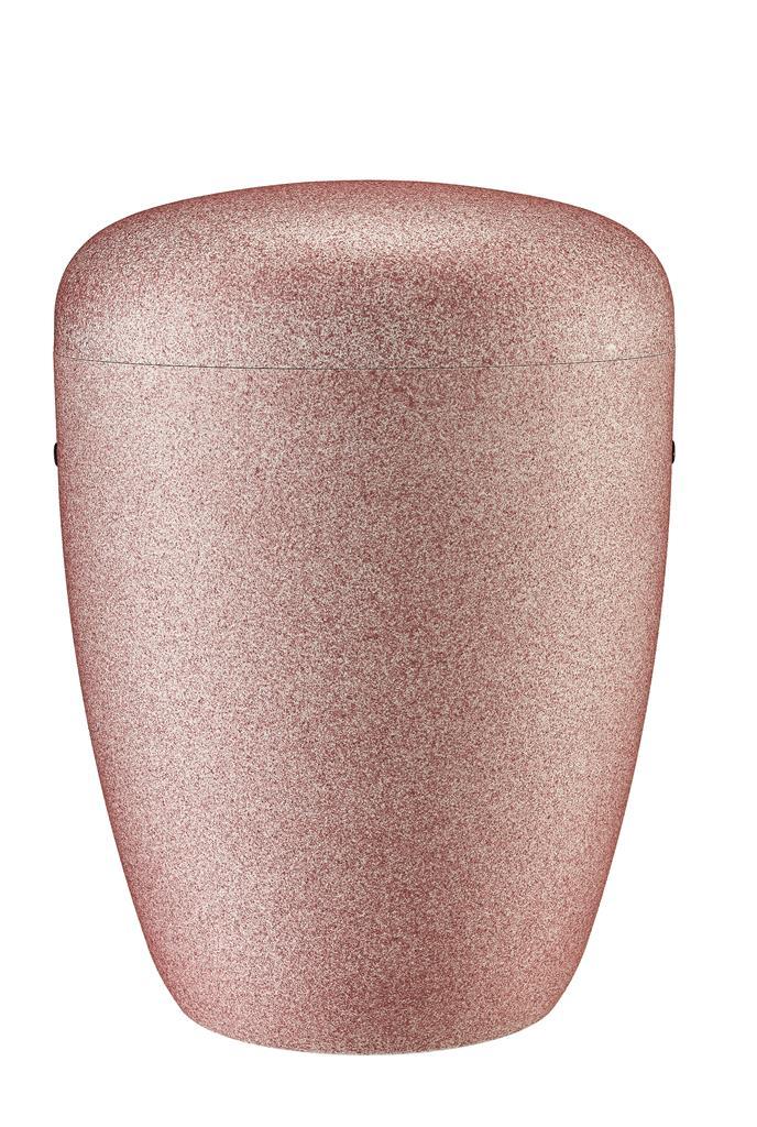 Biourne, glitter rosé-weiß