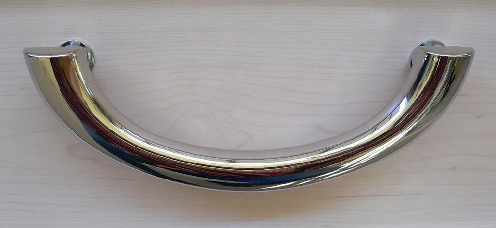 Finartgarnitur mit Zubehör 32G & 59G, Feinzinkguss, nickel-galv.