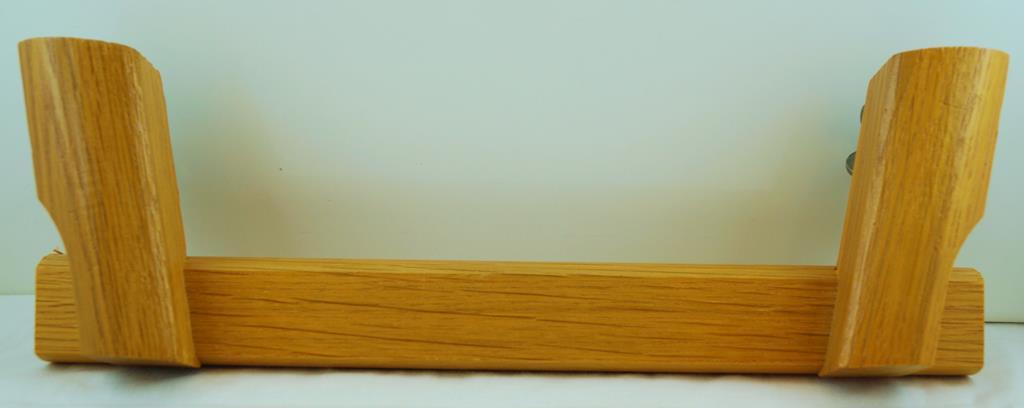 Griffgarnitur mit Zubehör 36H & 56H, Eichenholz, klarlackiert