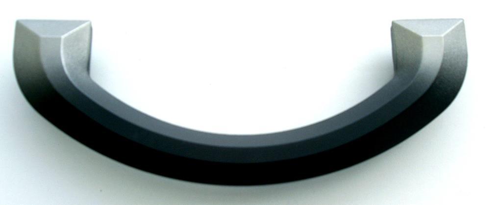 Griffgarnitur mit Zubehör 32K & 55K, Kunststoff, altzinn lackiert