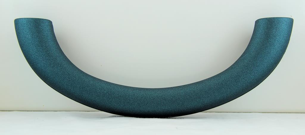 Griffgarnitur mit Zubehör 32K & 55K, Kunststoff, glint türkis lackiert