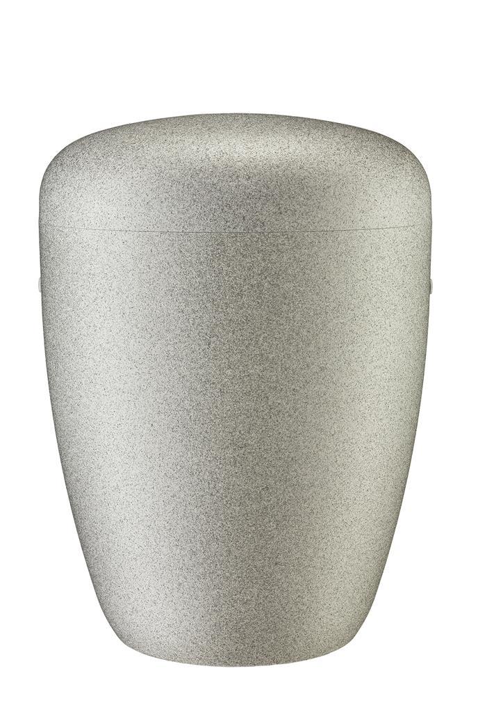 Biourne, glitter silber-weiß