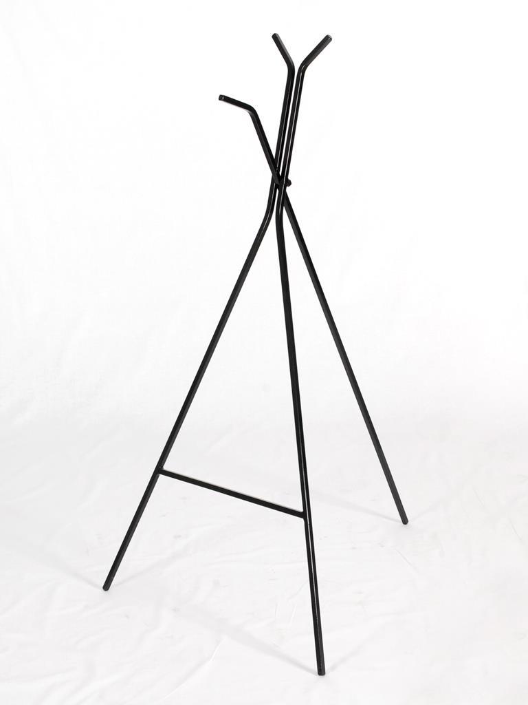 Kranzständer, Vierkantstahl, 100 cm hoch