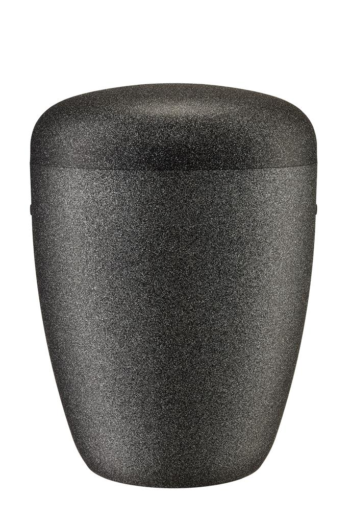 Biourne, glitter silber-schwarz